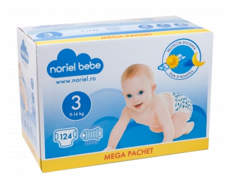 Cumparaturi pentu nou nascuti de la Noriel