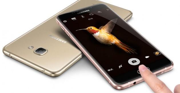 Samsung Galaxy A9, phablet-ul  cu display de 6 inch din seria A este disponibil la Quickmobile