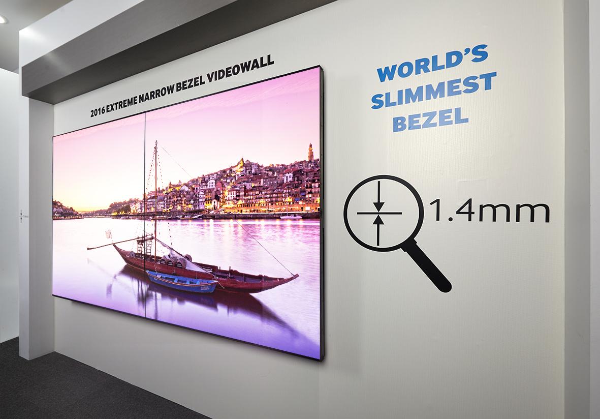 Samsung expune soluții inovatoare de afișaj digital la ISE 2016