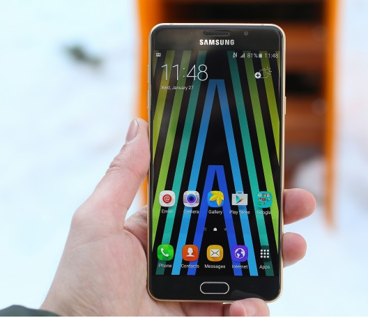 Unboxing: Samsung Galaxy A7