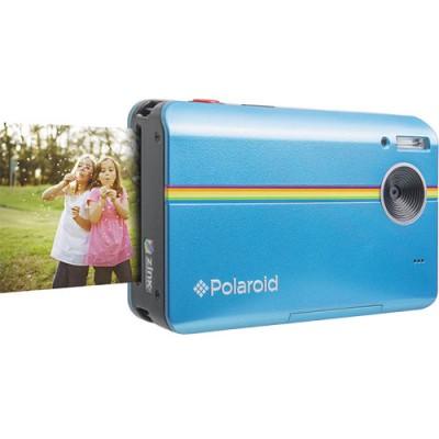 Camera foto Polaroid Z2300 care printeaza fotografiile instant este disponibila la Quickmobile