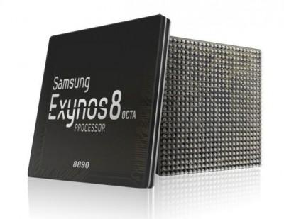 Samsung prezintă procesorul Exynos 8 Octa la MWC 2016