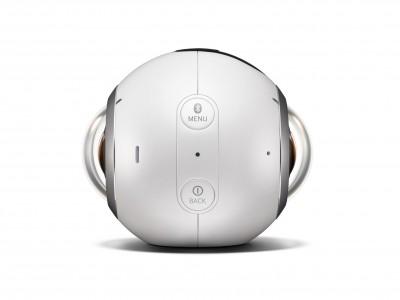 Samsung lansează camera Gear 360