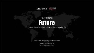Ulefone va prezenta modelele Future si Sharp la MWC 2016