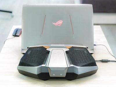 ASUS ROG GX700, primul laptop de gaming răcit cu lichid a ajuns în România