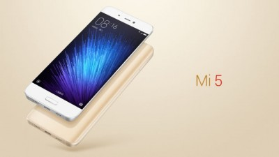 Xiaomi Mi5 este disponibil la Quickmobile