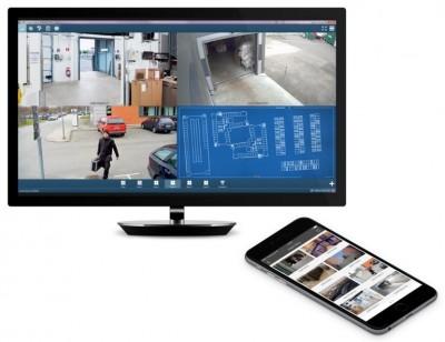Axis anunta lansarea platformei VMS software Axis Camera Station 5