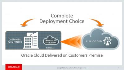 Oracle lansează o nouă suită de servicii Cloud cu scopul de a simplifica adoptarea Cloud-ului de către organizații
