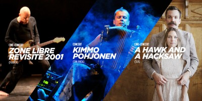 """Kimmo Pohjonen, un remix al """"Odiseei Spațiale"""" și muzică live pentru filmul cult al lui Sergei Paradjanov, la TIFF 2016"""