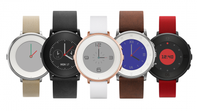 Pebble Time Round, cel mai ușor și subțire smartwatch vine în exclusivitate în oferta Orange