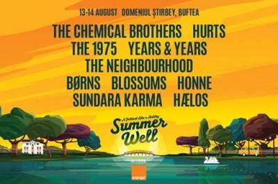 Orange prezintă întreg line-up-ul celei de-a VI-a ediții a festivalului Summer Well
