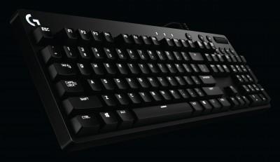 Logitech G lansează două noi tastaturi mecanice de gaming cu switch-uri Cherry