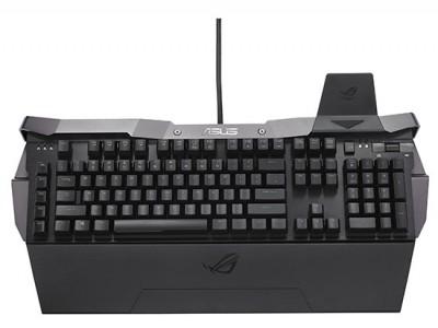 ASUS Republic of Gamers prezintă tastatura mecanică Horus GK2000