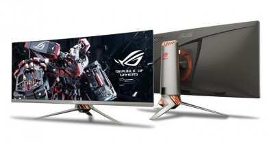 ASUS Republic of Gamers a prezentat în România monitorul de gaming Swift PG348Q