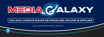 Media Galaxy sărbătorește 12 ani de cea mai variată gamă de produse  cu oferte speciale pentru clienți