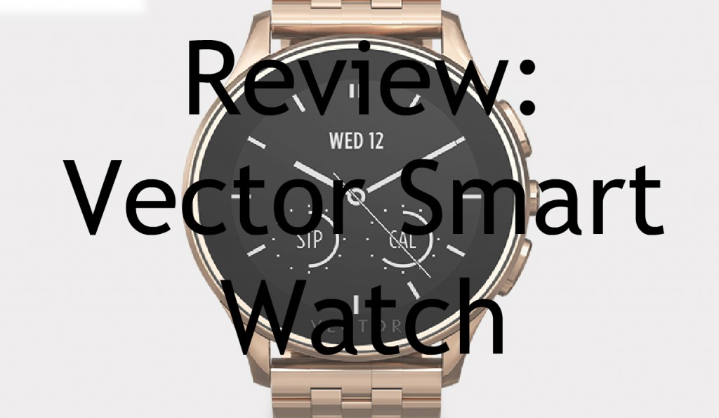 Review: Vector Watch
