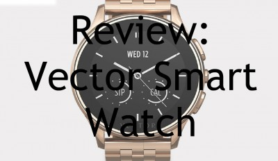 Review: Vector Watch