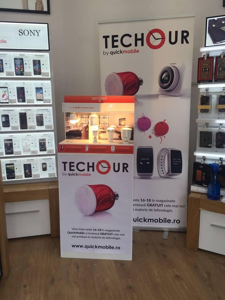 QuickMobile lansează TecHour, o campanie de educare a publicului privind tehnologia