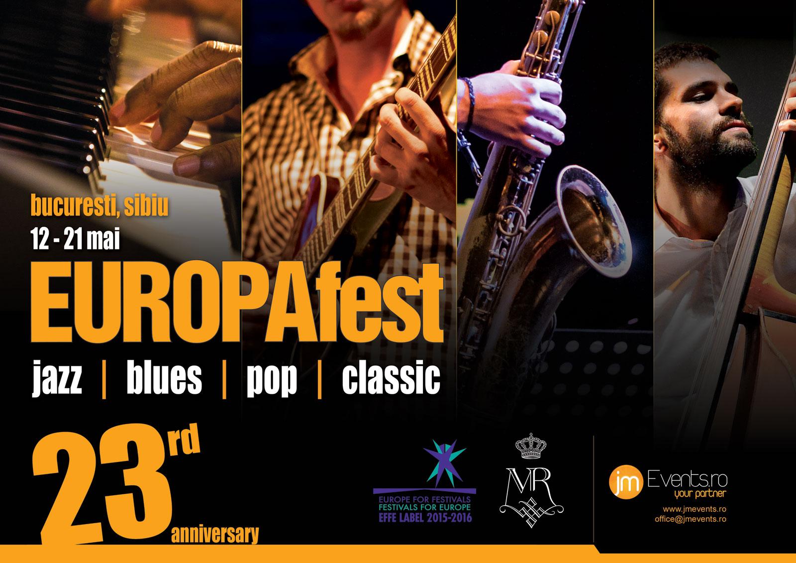 EUROPAfest 2016, povestea de succes continua