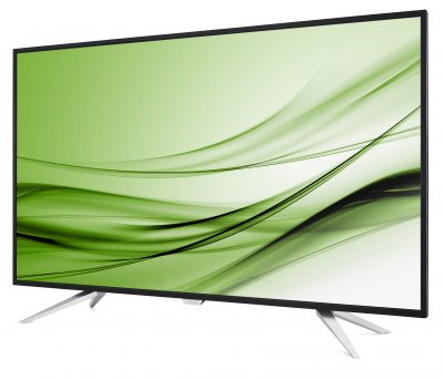 Rezoluție 4K UHD și 4K MultiView Feed pentru noul monitor Philips de 43 de inci