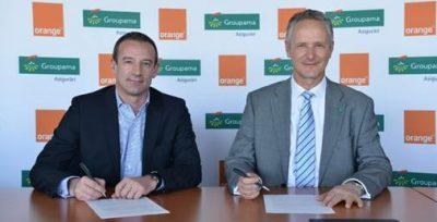Orange România și Groupama Asigurări lansează un parteneriat pentru a oferi servicii complementare de monitorizare și asigurare a locuinței