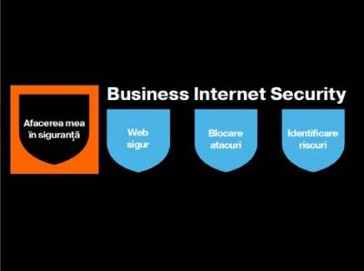 Business Internet Security, un nou serviciu Orange ce oferă soluții personalizate de securitate pentru companii