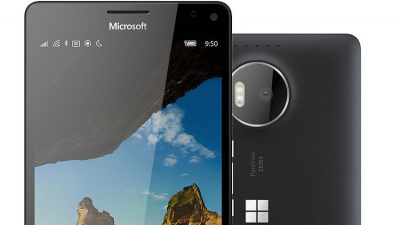 Review – Microsoft Lumia 950 XL