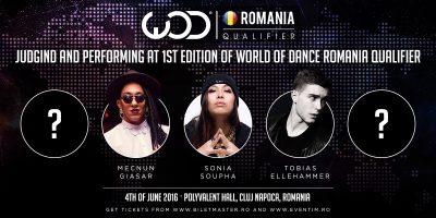 World Of Dance Romania Qualifier jurizat de dansatori ai artiștilor de top mondial precum Justin Bieber, Ariana Grande și Kiesza
