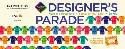 Designer's Parade, eveniment semnat de Who's Who by ING, prezintă designerii expoziției centrale Romanian Design Week