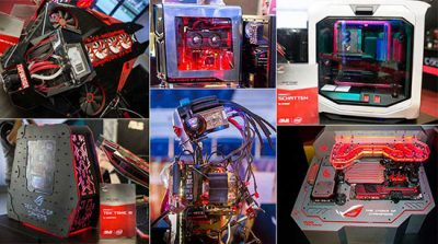 ASUS Romania lansează o noua competitie de PC Modding