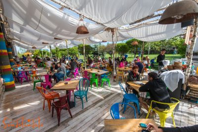 Sandalandala a deschis oficial sezonul estival: în 2016, kilometrul zero al distracției din Vama Veche va fi în camping