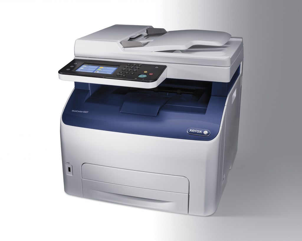 Xerox WorkCentre 6027 – imprimanta multifunctionala: review