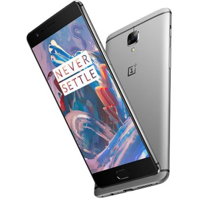 OnePlus 3 este disponibil la Quickmobile