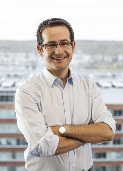 Petr Tošner este noul director comercial  al Axis Communications pentru Europa de Est
