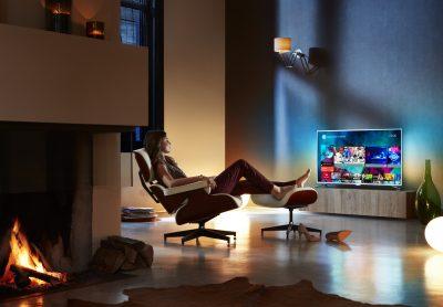 Caracteristitici premium pentru noua serie 6000 de la Philips TV: noua generație 4K, Ambilight și HDR