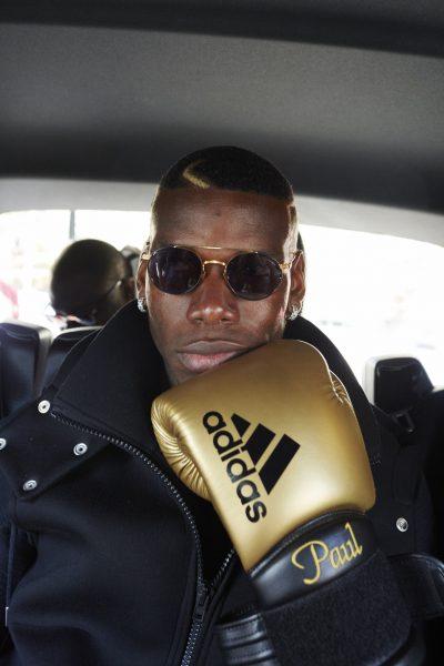 adidas dezvăluie în exclusivitate o scurtă privire în lumea lui Paul Pogba