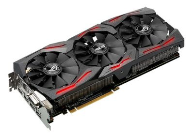 ASUS Republic of Gamers a lansat placa video Strix GeForce GTX 1080