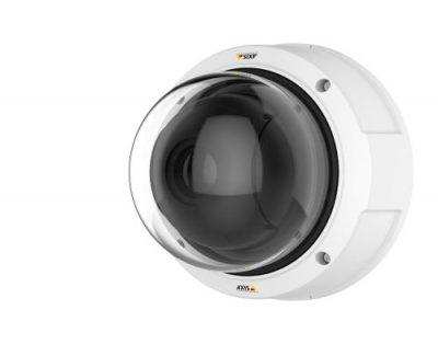 Axis lanseaza doua noi camere fixe dome, cu functie pan/tilt/roll/zoom