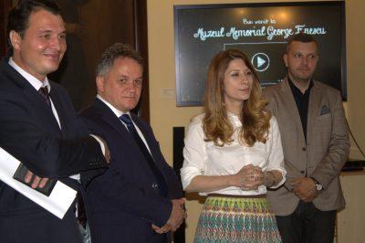 """Samsung și Muzeul Memorial """"George Enescu"""" oferă o nouă experiență digitală de vizitare"""