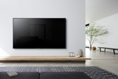 Noile televizoare Sony BRAVIA 4K HDR ajung în Europa