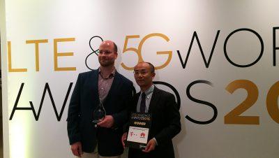 Huawei și Deutsche Telekom au câștigat împreună  premiul 5G Global Cooperation