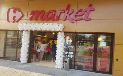 Grupul Carrefour deschide al 7-lea supermarket din Timişoara, Market 1 Decembrie