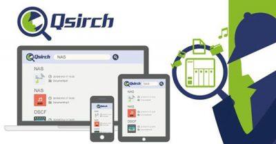 QNAP a lansat motorul de căutare Qsirch 2.2 actualizat