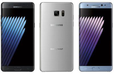 Primele imagini cu noul Samsung Galaxy Note 7