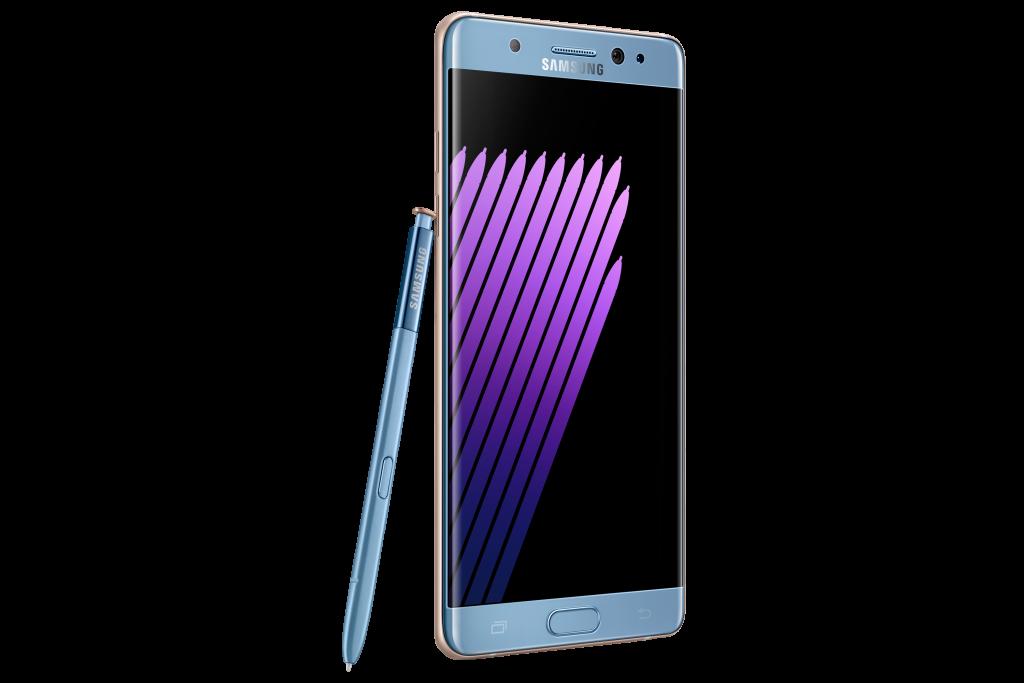 Samsung prezintă noul Galaxy Note7, smartphone-ul care îmbină funcțiile office, cu multimedia și creativitatea
