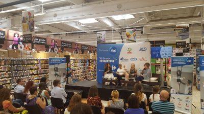 P&G şi Carrefour România le invită pe mamele sportivilor să își împărtășească secretele legate de creșterea unor viitori campioni