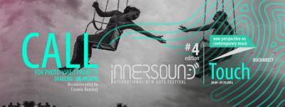 InnerSound lansează înscrierile în competiția foto-video TOUCH