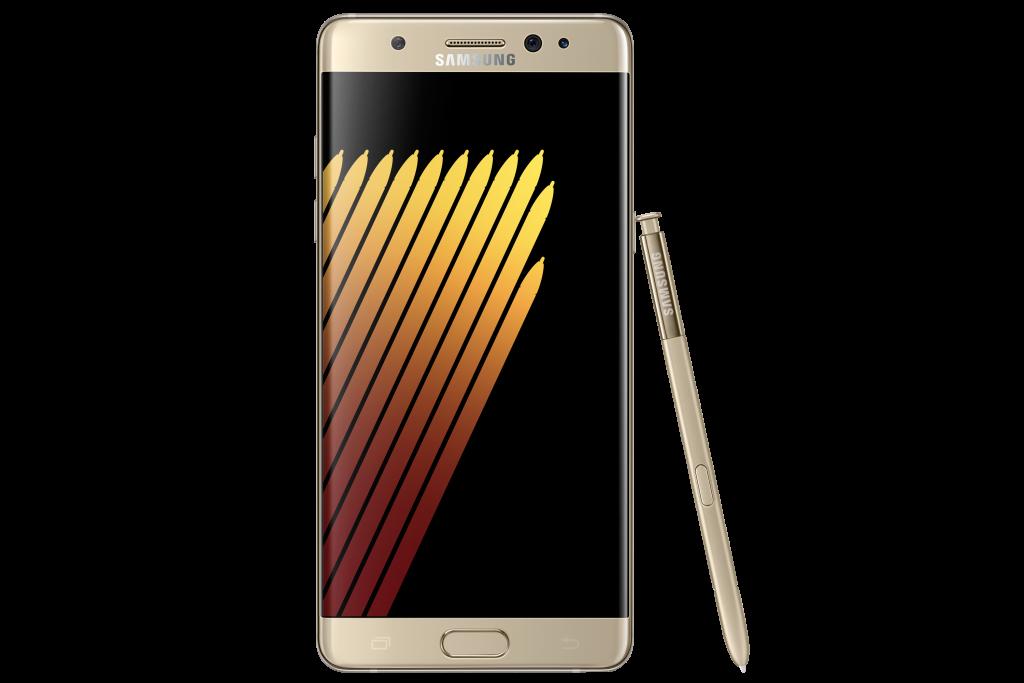 Samsung Galaxy Note7, disponibil la precomandă