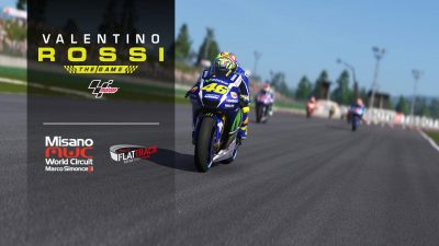 Am testat Valentino Rossi – The Game