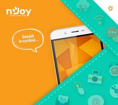 nJoy, brandul timișorean de IT&C pregătește o schimbare pentru gama de dispozitive mobile